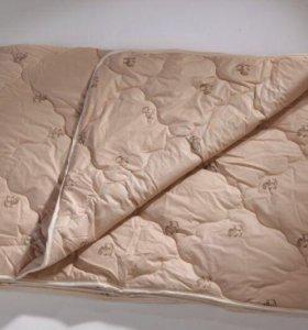 Продаю новое одеяло из верблюжьей шерсти