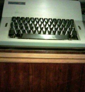 Печатная машинка Роботрон