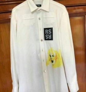 Рубашка Raf Simons
