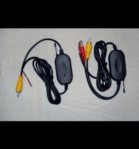 Беспроводной модуль камеры заднего вида