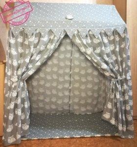Игровой детский домик палатка
