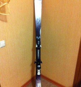 Лыжи Salamon 160 с креплением