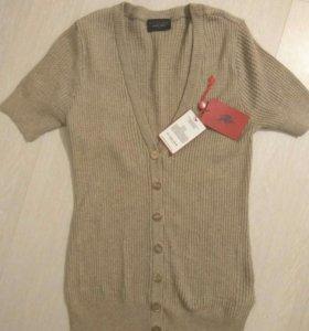 Джемперок новый с коротким рукавом u.s. polo assn