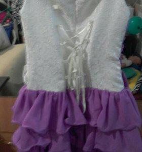 Платье новое девочке