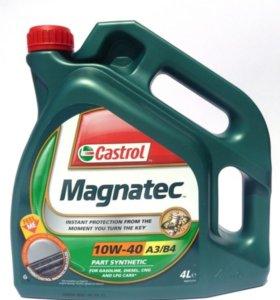 Масло моторное Castrol Magnatec 10W40 R4 л. оптом