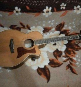Элктроакустическая гитара Tanglewood