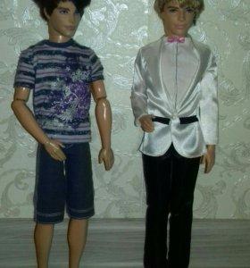Куклы барби мальчики