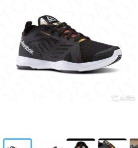 Новые кроссы Reebok cardio inspire low.