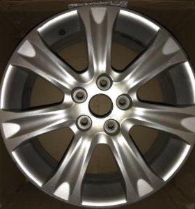 Литые диски R17 от Хонда CR-V