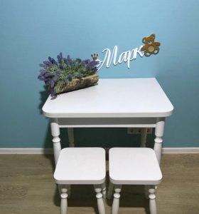 Кухонный раскладной стол Новый