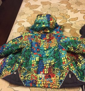 Зимний костюм для мальчика Хуппа