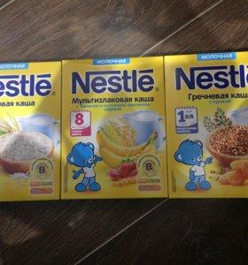 Каши Nestle