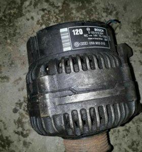 Ауди а 6 2.5 дизель генератор
