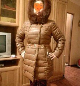 Куртка - полупальто НОВОЕ !