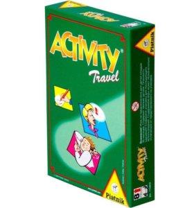 Настольная игра Аctivity Тravel