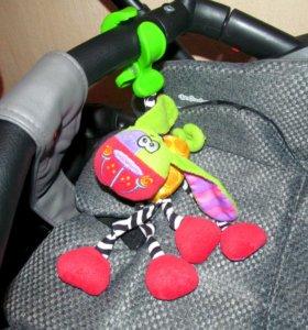 игрушка в коляску (кроватку) Plaуgro.