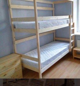 Кровати для хостелов