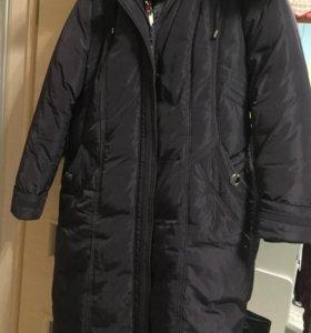 Пальто размер 56-58