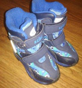 Ботинки на зиму reike 22