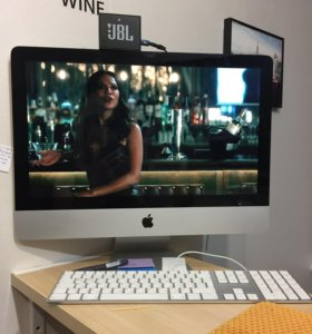 "Apple iMac 21.5"" late 2009"