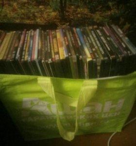ДВД Диски разные