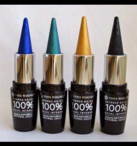 Карандаш-каял для глаз 100% цвета