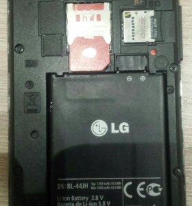 Продам LG Optimus l7 (Р705)