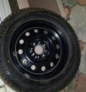 Колёса Bridgestone VRX зимние Blizzak
