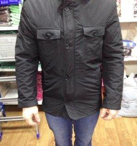 Куртка мужская Мокрый щелк