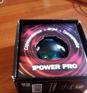 Кистевой тренажер Power Pro Counter