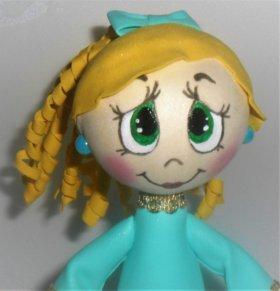 "Куколка ""Эльза"""
