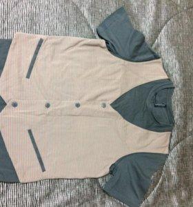 🚩 новая футболка 48-50 р