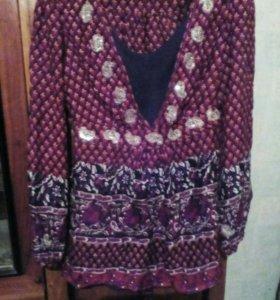 Блузка женская Monsoon 48 размер