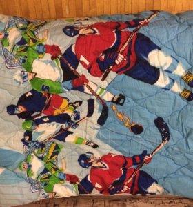 Одеяло детское 120*120