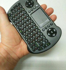 Клавиатура+ТачПад2.4G USB блутуз