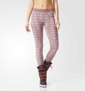 Новые леггинсы-термобелье Adidas Stella McCartney
