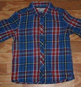 Рубашка NEXT, р. 4-5 (110