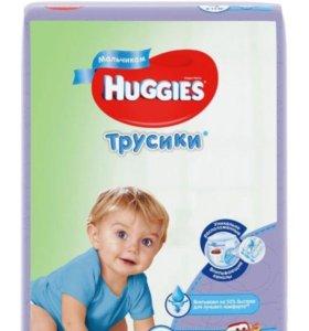 Трусики Huggies для мальчика