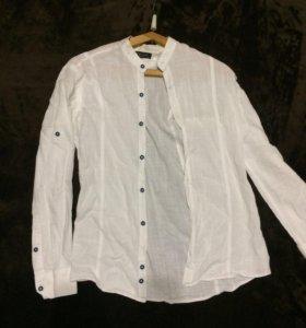 Рубашка без воротника