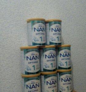 Сухая смесь NAN 1 optipro.