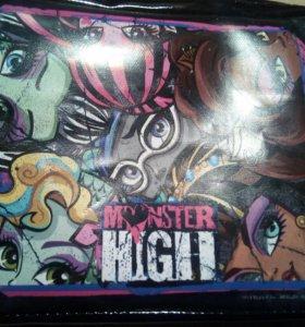 Косметичка Monster High