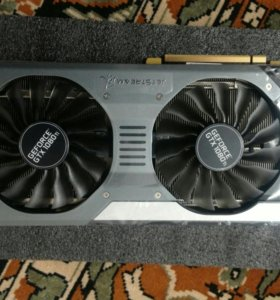 Видеокарта 1080ti jetStream