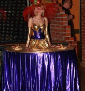 Карнавальный костюм для презентаций