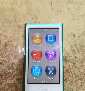 Плеер ipod nano7 16gb