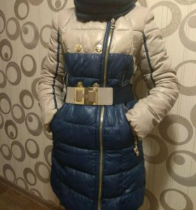 Продам зимнее пальто (42 размер)13-14 лет