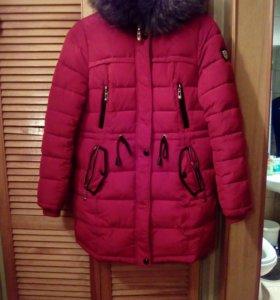 Парка зимняя(куртка)
