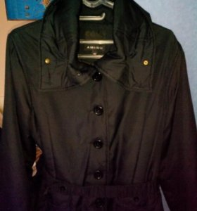 Фирменная куртка.