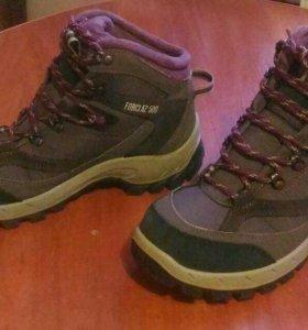 Трекинговые ботинки Quechua Forclaz