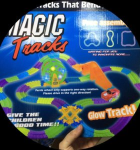 Игрушка с машинкой Magic Track
