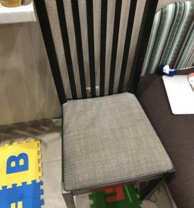 Стол 120*80 и 2 стула